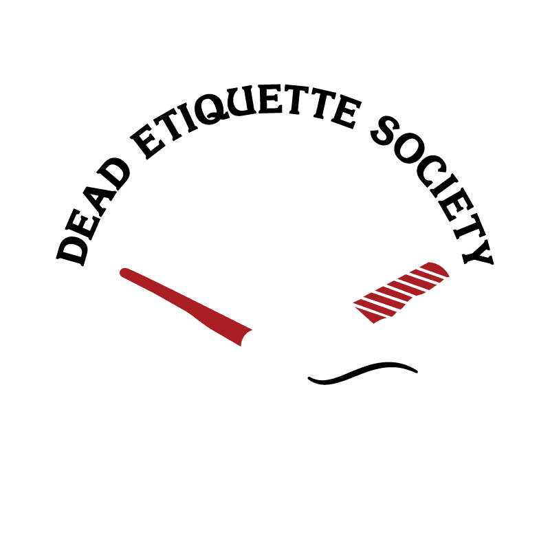 Link to Dead Etiquette Society shop page