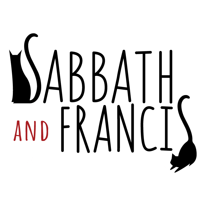 Link to Sabbath and Francis shop page