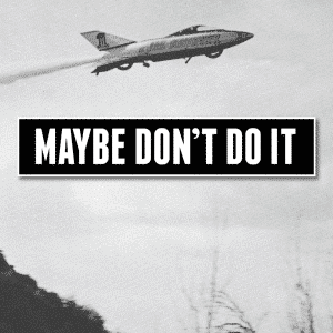 D. Goone - Maybe Don't Do It