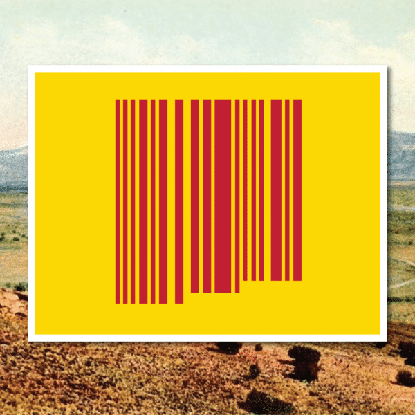 D. Goone - New Mexico Barcode