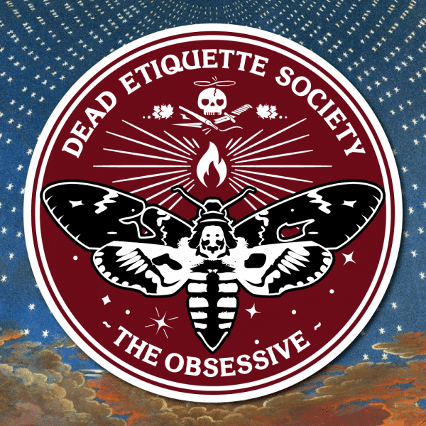 Dead Etiquette Society - The Obsessive - Oxblood
